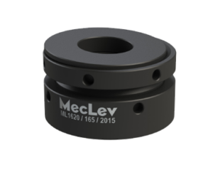Mechanical Levelling, adjustable and re-usable steel mounting chock